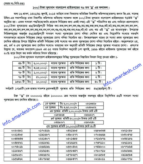 76-draw-result-for-bangladesh-bank-100-taka